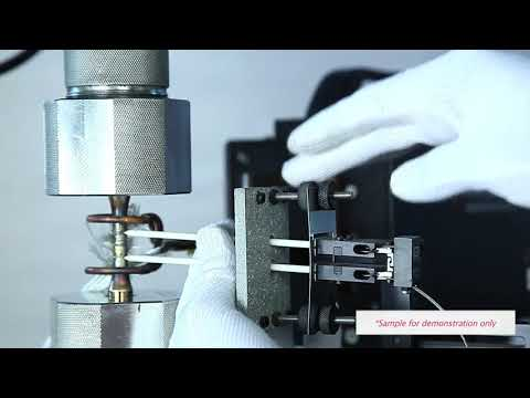 Thermo-Mechanical Fatigue Test System (TMF)