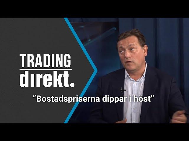 Trading Direkt 2021-08-27   Swedbanks chefsekonom: Tvär återhämtning - men nu hotar kompetensbristen