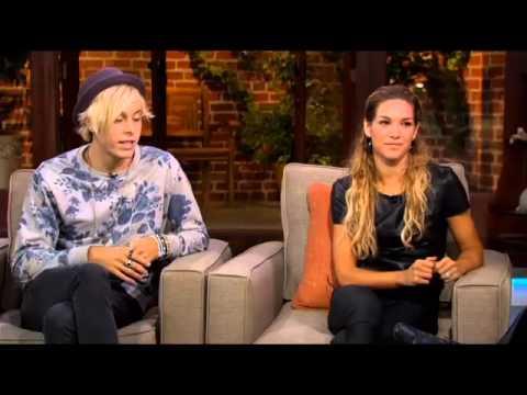 Allison Holker & Riker Lynch Partner Up For 'Dancing With The Stars'