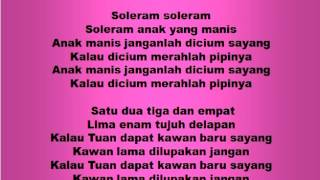 Lagu dan Tari Nusantara: SOLERAM - Lagu Anak - Stafaband