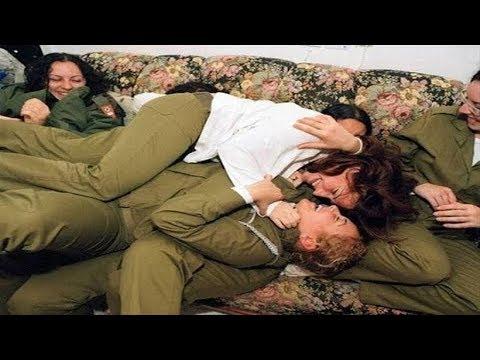 İsrail Kadın Askerleri ve İsrail Hakkında Şok Edici Gerçekler