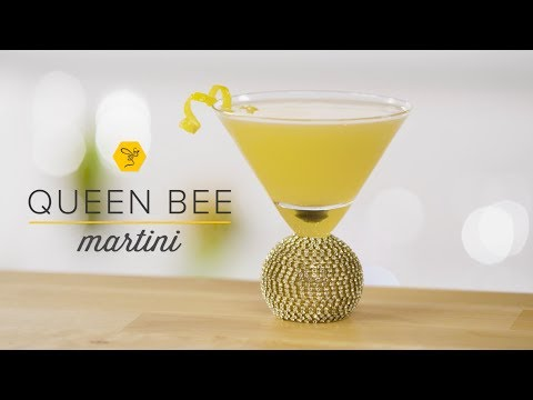 Queen Bee Martini