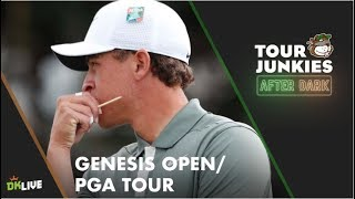 Tour Junkies After Dark: Genesis Open