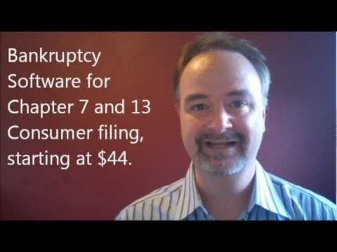 BANKRUPTCY SOFTWARE for 2018: EZBankruptcyForms.com