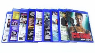 Пополнение коллекции #16: Blu-ray фильмы (bluraymania.ru)
