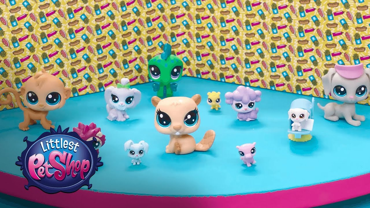 littlest pet shop hasbro # 27
