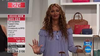 HSN | Joy & IMAN: Fashionably Functional 04.28.2018 - 05 PM