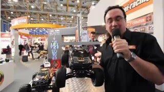 NEW HPI Savage Octane V2 @ Nuremberg Toy Fair 2016