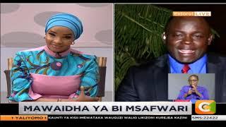 Bi Msafwari | Upi muda bora wa mtu kuoa au kuolewa?