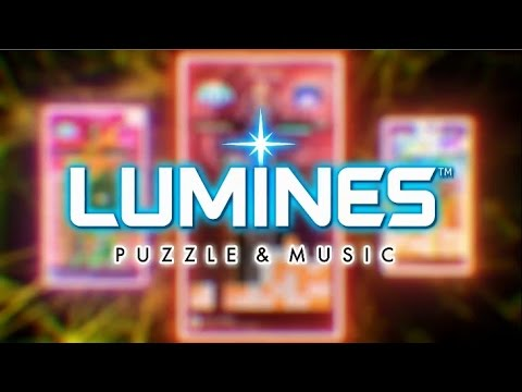 LUMINES PUZZLE & MUSIC(パズル&ミュージック)PlayMovie