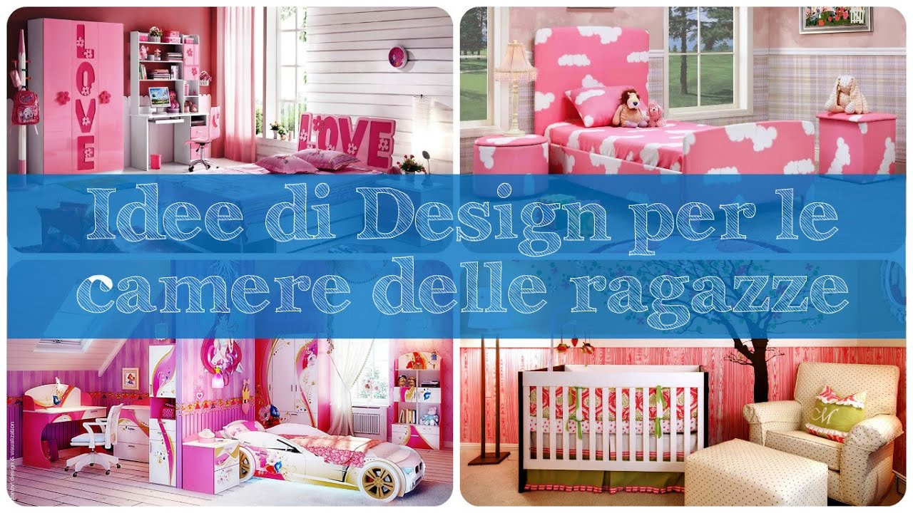 Idee di design per le camere delle ragazze youtube for Design per te