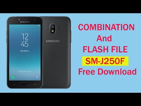 Samsung J2 Pro SM-j250f Combination Firmware Free Download by waqas