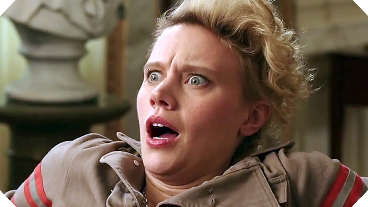 Funny Meme Faces 2016 : Ghostbusters kate mckinnon is holtzmann youtube