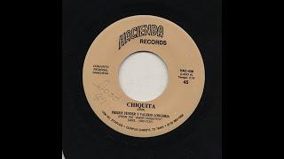 Freddy Fender - Chiquita - Hacienda Records hac-436-a