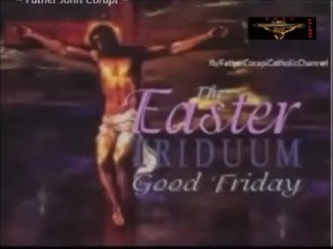 GOOD FRIDAY - on this day, the Lord of Lords and the King of Kings suffered for YOU personally.