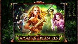 AMAZON'S TREASURES ?? - BONUS 5c - GAMINATOR NOVOLINE