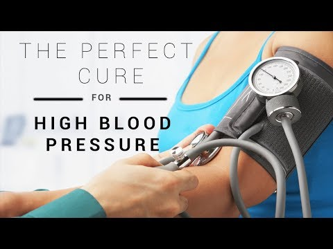 THE NEW CURE FOR HIGH BLOOD PRESSURE??