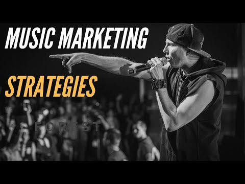 Music Marketing Strategies | How To Build a Fanbase