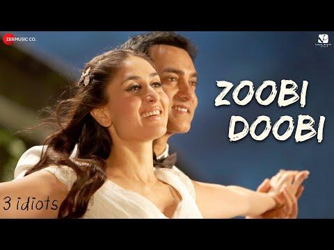 Zoobi Doobi - 3 Idiots | Aamir Khan & Kareena Kapoor| Sonu Nigam,Shreya Ghoshal|Shantanu M,Swana