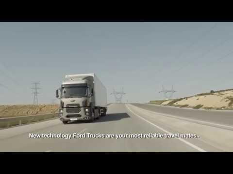 Новые технологии, используемые в моделях Ford Trucks