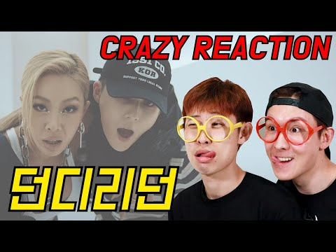 [crazy reaction] DAWN - 'DAWNDIDIDAWN (Feat. Jessi)' MV REACTION