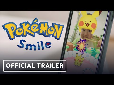 Pokemon Smile - Official Trailer