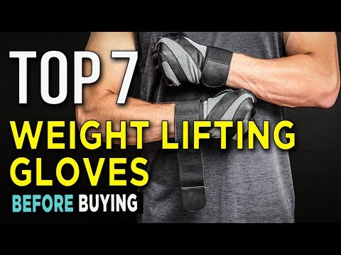 Top 7: Best Weight Lifting Gloves 2018Daily Burn