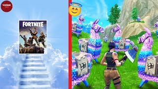 10 CHOSES QUI TE DONNENT ENVIE DE JOUER A FORTNITE
