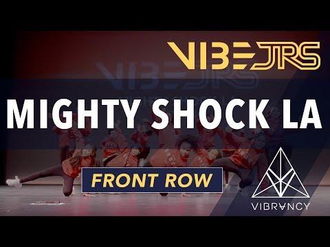 Mighty Shock LA   Vibe Jrs 2020 [@VIBRVNCY Front Row 4K]