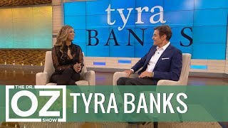 Tyra Banks Opens Up About Motherhood and #MeToo