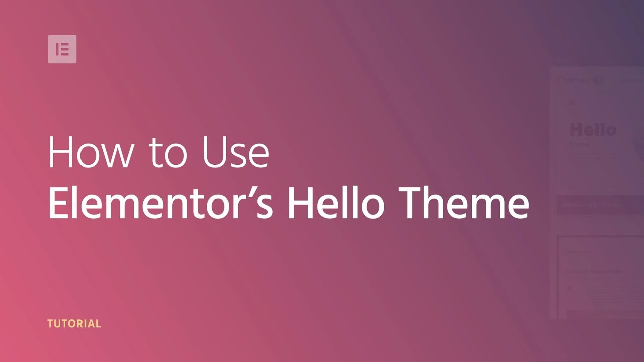 Introducing Hello Theme: The Fastest WordPress Theme Ever Created
