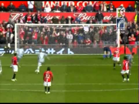 Liverpool beating Manchester United 4-1 at Old Trafford