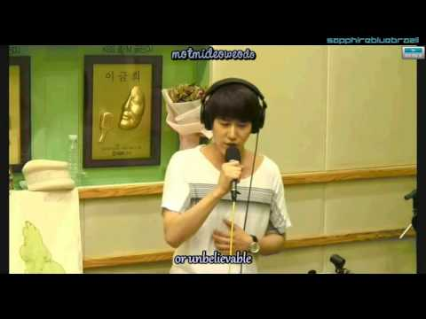 120815 Kyuhyun - Drunken Truth 취중진담 [Lyrics + Eng Sub + DL link]