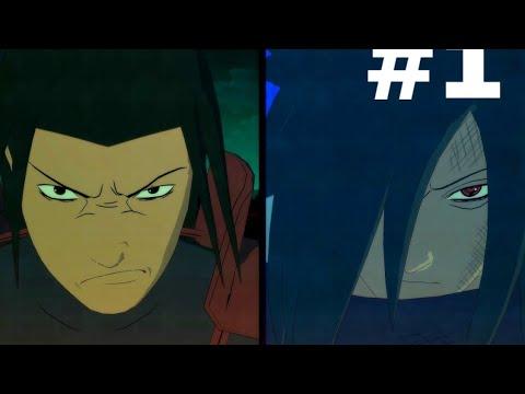 Naruto Shippuden Ultimate Ninja Storm 4 - Gameplay Part 1 |