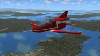 FSX IRIS Bede BD-5J Microjet