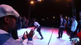 Dany vs Kido - Finał 1vs1 na Hip Hop Kemp 2018