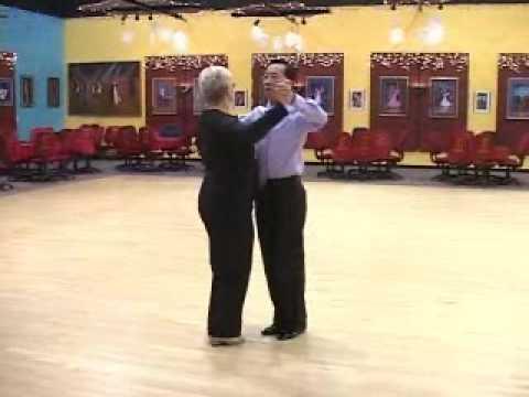 Bronze 1 Waltz Routine - Waltz Ballroom Dance Lesson