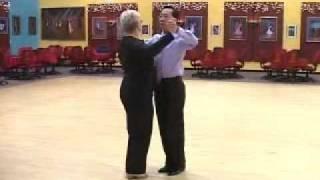Bronze 1 Standard Routines - Waltz Ballroom Dance Lesson