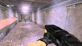 Red Faction II - Bot Gameplay (PC)