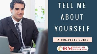 How to Answer - Tell me about yourself   Clear Any Interview Part 3