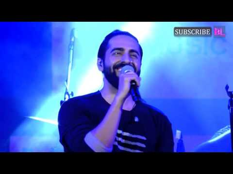Ayushman Khurana | Paani Da Rang Song Performance | Closing Ceremony of Kala Ghoda Arts Festival