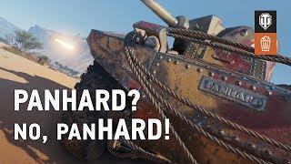RNG. Panhard? No, PanHARD! [World of Tanks Polska]