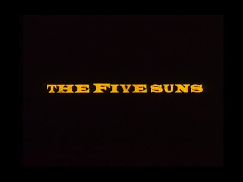 The 5 Suns: A Sacred History of Mexico