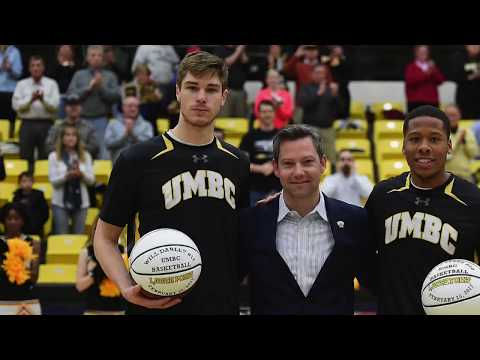 UMBC Men's Basketball 2016-2017 Review Video