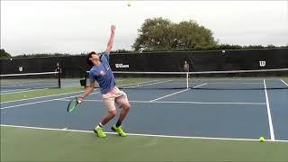 Jesus Fernandez  Spring 2019 Tennis  Chile