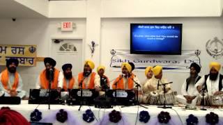 Asi Laal Tuj Bin - Tejinder Singh Ji (Atamras Kirtan Darbar)