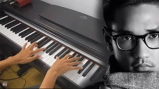 Afgan Knock Me Out Piano Cover