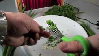 Acquisitions - Herb Scissors - New Video