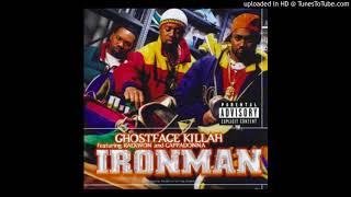 Ghostface Killah-  Black Jesus Featuring Popa Wu,Raekwon & U-God