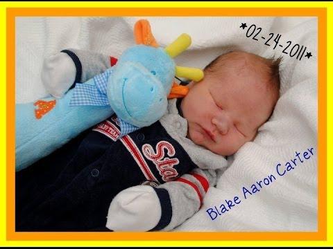 R.I.P Blake Aaron Carter! 2-24-11*7-9-13 Happy Birthday Angel!